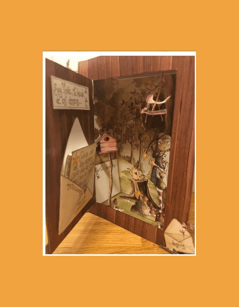 La caja de Nora